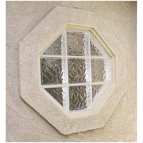 Octagon window picture